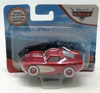 Disney Cars Cruisin Lightning McQueen Ice Racers Packaging 1:55 Basic Collection