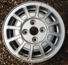 "13"" Cerchio Alloy Aluminum Wheel VW Scirocco MK1 Genuine Original Originale"