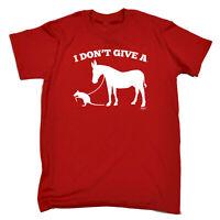 Funny Novelty T-Shirt Mens tee TShirt - I Dont Give A