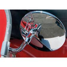 Motorrad Beinschildspiegel Chrom links und rechts 7358 8052990211692