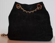 Dollargrand Ladies Suede Bag circa 1970s