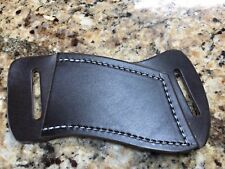 Right Hand CrossDraw leather knife sheath Brown Buck110/112 sodbuster Others