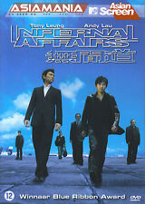 ASIAMANIA : Infernal Affairs (DVD)