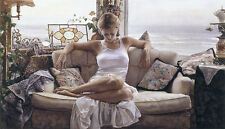 """""""To Search Within"""" Steve Hanks Limited Edition Fine Art Print"""
