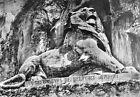 Belfort - Le Lion - Oeuvre de Bartholdi