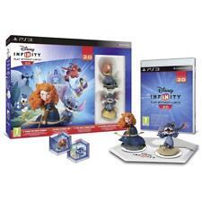 DISNEY INFINITY 2.0 SCATOLA DEI GIOCHI PS3 sony playstation 3 italiano toy box