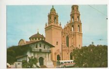USA, Mission San Francisco de Asis Postcard, B232