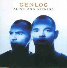 Genlog Alive and kicking (1996) [CD]