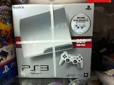Playstation 3 Slim Silver 320gb 2°Controller PS3 nuova se RITIRi IN NEG.€475,00