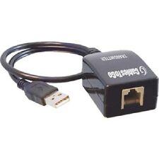 Cables2Go USB Over Cat5 Superbooster Extender Dongle Transmitter (29348)