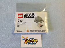Lego Star Wars 55555 Millennium Falcon Polybag New/Sealed/Retired/Hard to Find