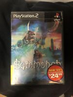 Summoner (Sony PlayStation 2, 2000) PS2 Complete game tested FREE SHIPPING USA
