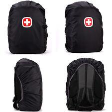 SwissGear Waterproof 30L to 45L Backpacks Rain Cover Water Resistant Cover Black