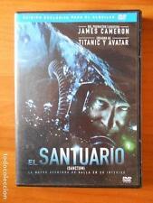 DVD EL SANTUARIO (SANCTUM) - EDICION DE ALQUILER (A4)