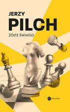 Żółte światło - Pilch Jerzy -  POLISH BOOK - POLSKA KSIĄŻKA