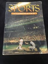 The First Six Sports Illustrated ever printed. NOT REPRINTS!