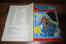 ANDROMEDA Science Fiction # 22 -- RAUMSPRUNG nach MORAN / RAUMSCHIFF PROMET 1972