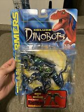 Transformers BEAST MACHINES RAPTICON Deluxe Class 2000 New