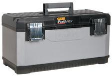 Caja de herramientas metal Silber58 4x29 3x29 5 cm Stanley