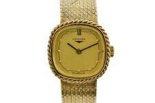 Vintage Longines 817 Swiss 1198 Manual Wind Ladies Watch 1861
