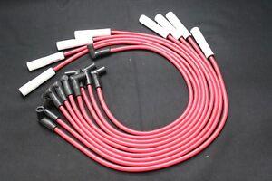 MAXX 550CR Ceramic Spark Plug Wires Chrysler Dodge Plymouth 273 318 340 360 HEI