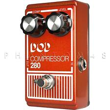 DigiTech DOD 280 Compressor/Sustainer Guitar Effects Pedal - Brand NEW
