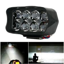 8 LEDs 9-85V Work Light Bar Flood Spot Combo Driving Lamp Car Truck Offroad US