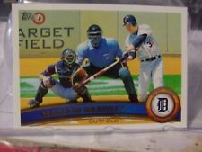 2011 Topps Baseball Card #181 Magglio Ordonez  (10636)