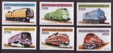 1997 Republique Du Benin Complete Train/Locomotive Set