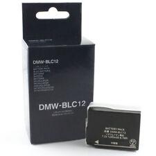 DMW-BLC12 Battery for Panasonic DMC GH2 G6 G5 V-LUX4 FZ1000,FZ200,FZ3