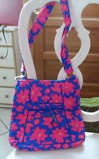 Vera Bradley Hipster in Art Poppies NWT