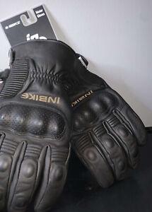 INBIKE Motorcycle Gloves Leather Mens Winter Motorbike Warm Waterproof 2XL