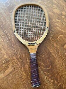 Vintage Regent Champ Wooden Racquet for Racquetball