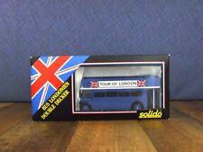 """Solido Bus Londonien Double Decker  """"Tour of London"""""""
