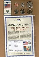 USA SAD AMRICA  - SET COIN  2006   UNC PROFF + CERTIFICATE