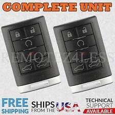 2 For 2007 2008 2009 2010 Chevrolet Suburban 1500 2500 3500 Car Remote Key Fob