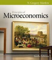 Mankiw's Principles of Economics: Principles of Microeconomics by N. Gregory Man