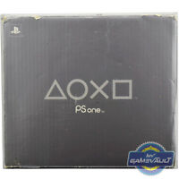 1 x PS1 Console Box Protector for PS One slim STRONG 0.5mm Plastic Display Case