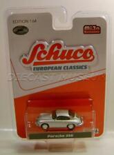 Porsche 356 Silver Mijo Exclusive Schuco European Classics Diecast 2020