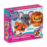 Plushcraft Zoo Animals 3D Create your own