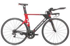 2013 Argon E-118 Time Trial Bike Medium Carbon Shimano Dura-Ace Di2 10 Speed