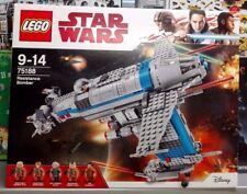 LEGO 75188 STAR WARS - RESISTANCE BOMBER - DISNEY - NUOVO