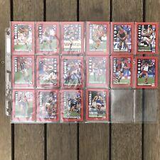 AFL Coca Cola Team Classics 1995 Full Set Of 16 Cards Vintage Australian Rules
