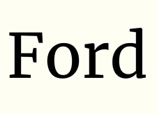 RPMT Ford 1812250 Standard Brand