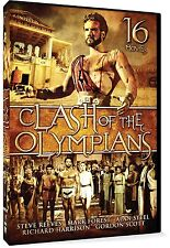 CLASH OF THE OLYMPIANS COLLECTION (Alan Steel) - DVD - Sealed Region 1