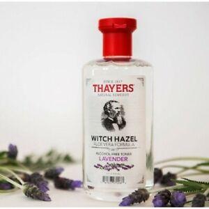 Thayers Witch Hazel Aloe Vera Formula Alcohol Free Toner, Lavender 355ml