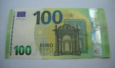 1 x 100 EURO 2019 Circulated Banknotes. 100 Euros Total. Currency