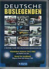 #14.132# DVD (041) Deutsche Bus-Legenden – Kässnbohrer / Magirus Deutz