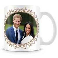 HRH Prince Harry & Ms Meghan Markle - Coffee Mug