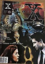 The X Files issue 16 September 1996 Magazine Alien Hunt! Issue Collectors Rare